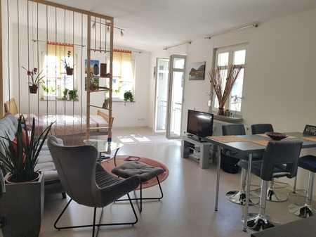 Lichtdurchflutetes Studio-Apartment mit EBK - perfekte Lage in Nord (Bamberg)