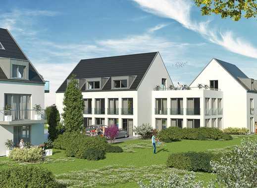 68,4m² 2-Zimmer-Eigentumswohnung Hebertshausen in bester Lage und Anbindung