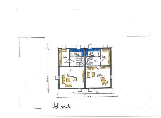 Doppelhaus Traum inklusive Grundstück naturnah in Geisingen