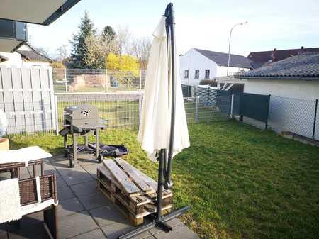 NEUMANN - Neuwertige 2 ZKB-Gartenwohnung inkl. Einbauküche in Geisenfeld