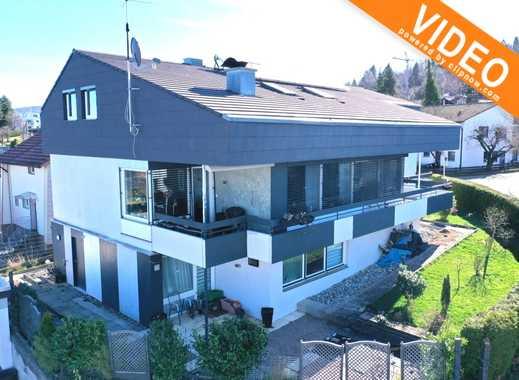 **Top gepflegtes Wohnhaus mit Schwimmbad in exklusiver Aussichtslage von Reutlingen**