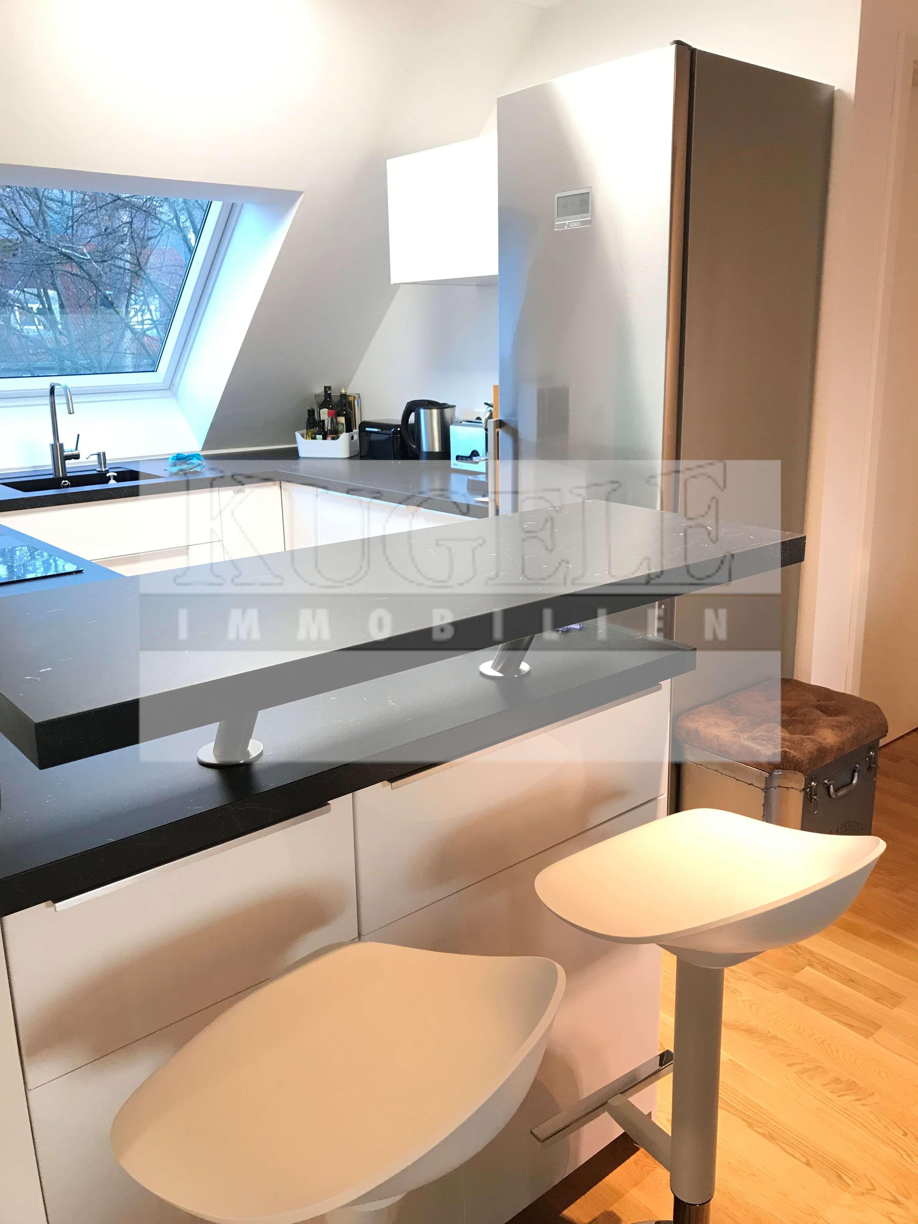 Hochwertige 4-Zimmer-Wohnung mit Galerie in Herrsching zu vermieten! in