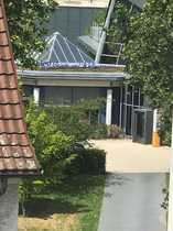Stadtbad Campus BUGA vor der