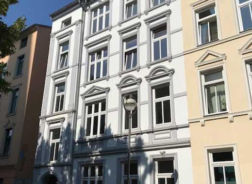 Nach Ihren Wünschen sanierte Eigentumswohnung mit Balkon und Blick ins Grüne
