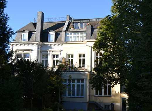Atemberaubende 4 Zimmer Wohnung auf 2 Etagen im Villenviertel-Marienburg
