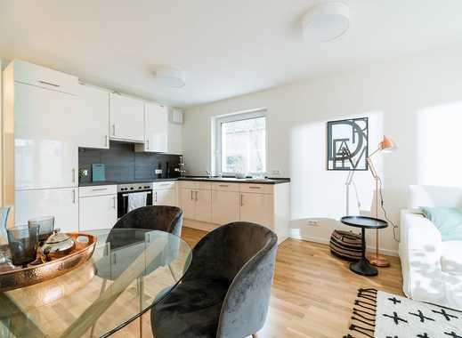 Sympathische 3-Zimmer-Wohnung mit großzügigem Wohn-/Küchenbereich, Balkon und Hobbyraum