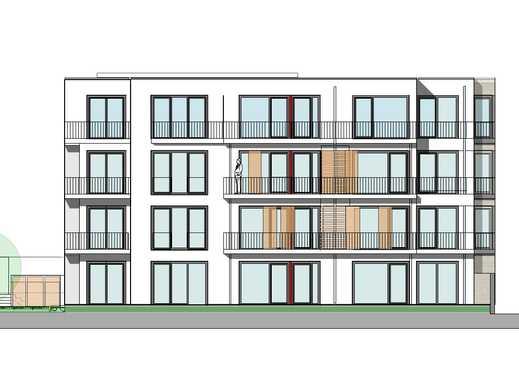 Ehemaliger Schützenhof | Mehrfamilienhaus | KfW 55 | Wohnung mit großem Südbalkon