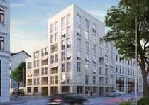Lichtdurchflutete 4-Raumwohnung im attraktiven Neubau
