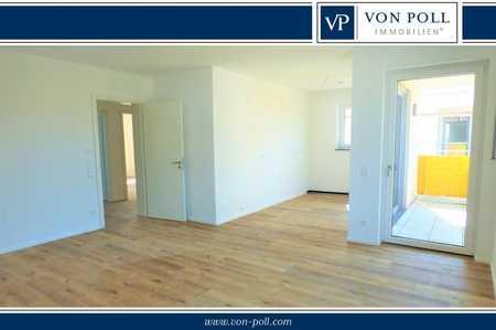 Erstbezug: 3,5-Zimmer-Wohnung in Nördlingen mit Einbauküche und Balkon in Nördlingen