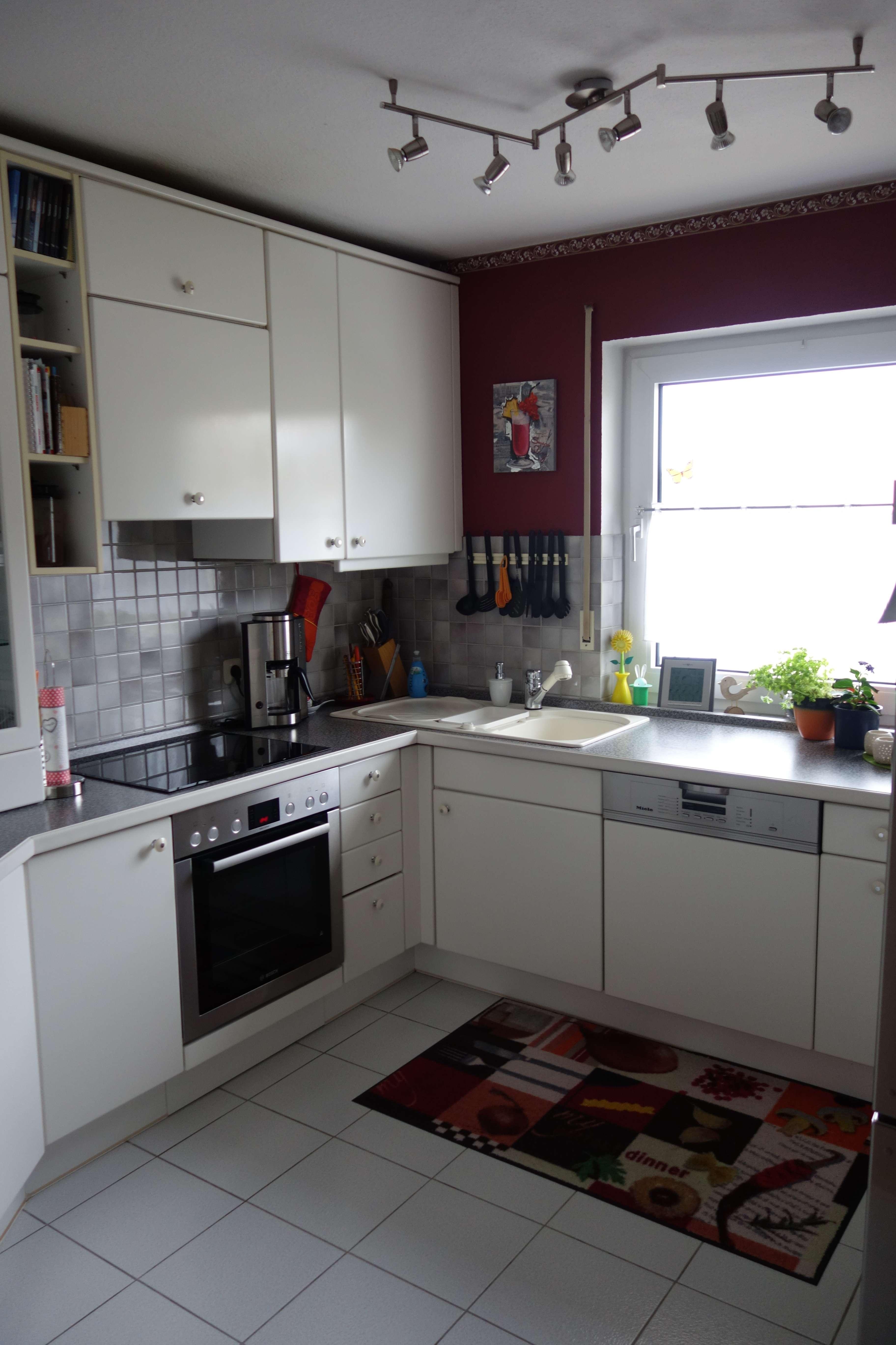Gepflegte 3-Zimmer-Wohnung mit Balkon und Einbauküche in Weisendorf in Weisendorf