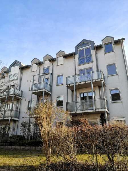 Zentral gelegene 3-Zimmer-Wohnung in Ansbach in Stadt (Ansbach)