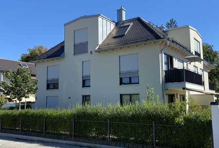 Stilvolle, neuwertige 2,5-Zimmer-Wohnung mit Balkon in Hadern (München)
