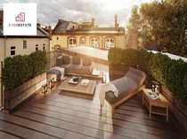 Provisionsfrei Dachgeschossrohling mit 2 Süd-Terrassen