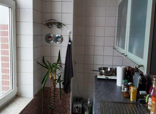 helles 1-Zimmerapartment mit Single-Küche nahe Zentrum