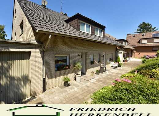 170 m² große Doppelhaushälfte in ruhiger Seitenstraße