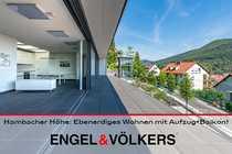 Hambacher Höhe Architektenhaus mit Aufzug