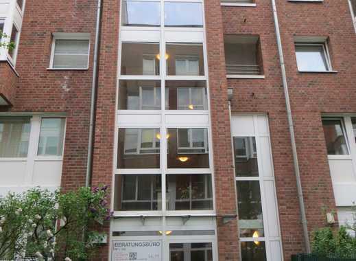 Schönes, sehr gut geschnittenes Apartment mit Balkon in Köln Mülheim, von privat