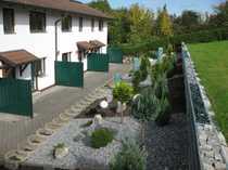 Reihenmittelhaus mit Terrasse und Ziergarten