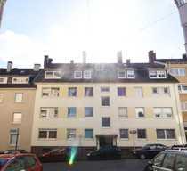2-Zimmer-Mietwohnung in der Wuppertaler Südstadt