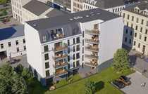Neubau-Wohnungen im Neuesten Quartier von Leipzig