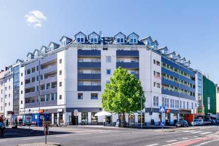 ~ Wohntraum in einer modernen, begrünten Anlage ~ in Südstadt (Fürth)