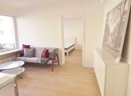Schöne, moderne und voll möblierte 2-Zimmer-Wohnung in S-West, frei ab sofort - 2401