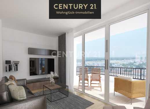 """Haus B WHG B5"" - Traumhafte 3-Zi.-Penthouse, ca.122 qm, Terrasse uvm."