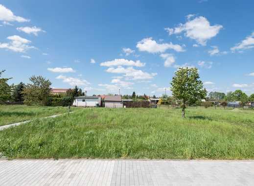 VIEL PLATZ UND RUHE ***1.087 m² BAULAND