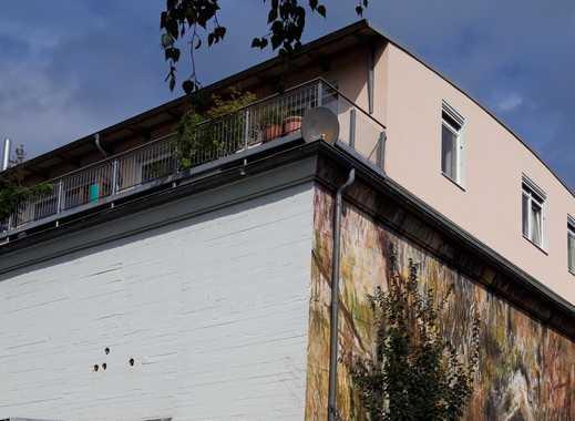 barrierefreie 3,5-Zimmer-Penthouse-Wohnung auf Bunker