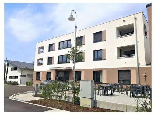 Erstbezug mit Balkon: stilvolle 2-Zimmer-Wohnung in Vörstetten