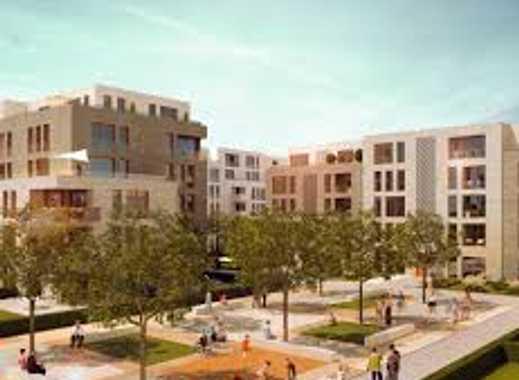 Stilvolle 3-Zimmer-Wohnung in Düsseldorf, Penthouse, große Dachterrasse, EBK