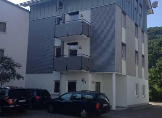 Gepflegte 3-Zimmer-Maisonette-Wohnung mit Balkon und EBK in Bad Ditzenbach