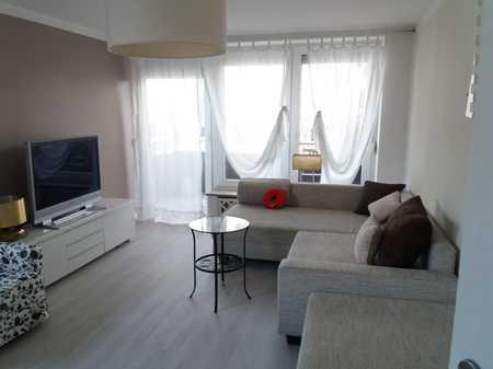 Wunderschöne möblierte 3-Zimmer Wohnung in München Schwabing in Schwabing-West (München)