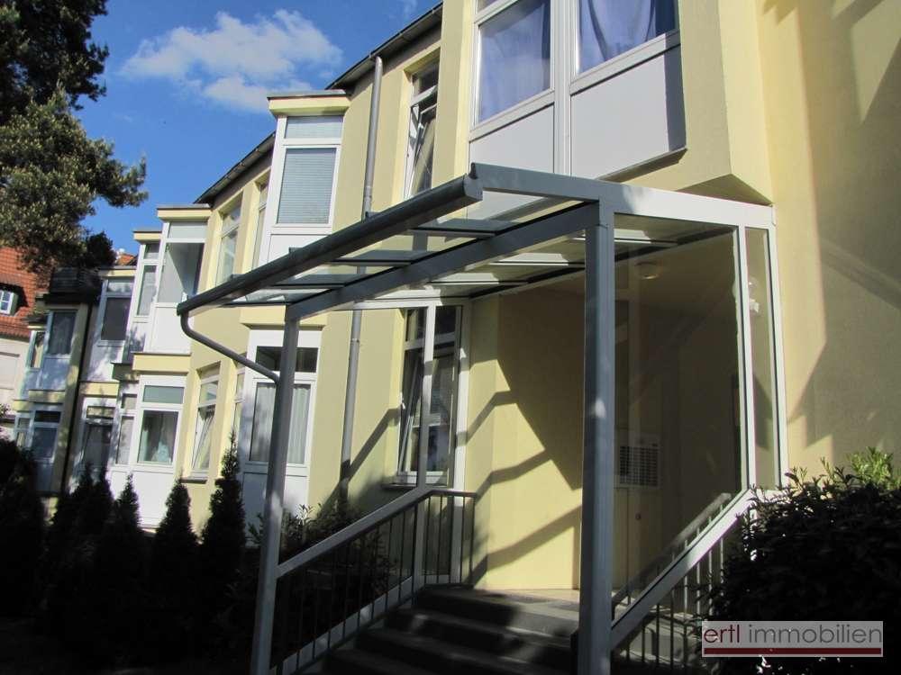 Hübsches 1 Zi-Apartment - komplett möbliert - in ruhiger Wohnlage