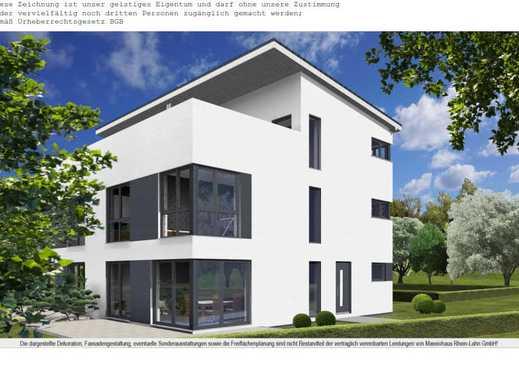 Doppelhaushälfte inkl. Grundstück in begehrter Lage (Kurviertel) von Bad Camberg