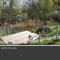 Traumhaft gelegene Teichanlage mit vielen