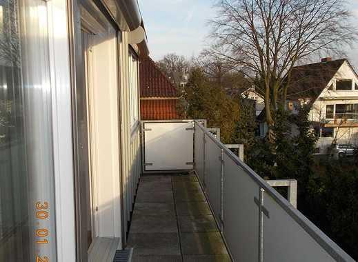 *Saniert* schöne 3-Zimmer-Wohnung mit Balkon in MS-Gremmendorf