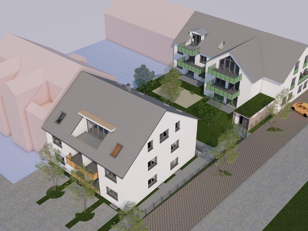 neubau 2 zimmer eigentumswohnung provisionsfrei f r k ufer. Black Bedroom Furniture Sets. Home Design Ideas