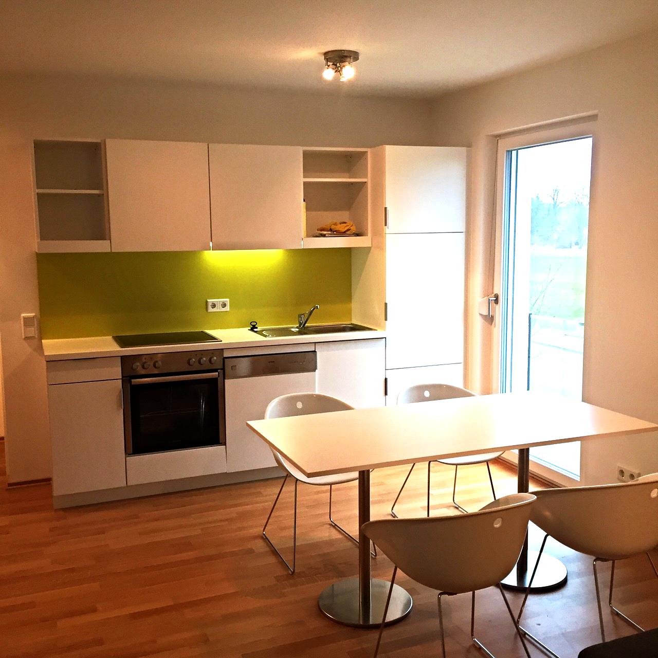 *Schöne möblierte 2-Zimmer-Wohnung am Fürther Stadtwald*
