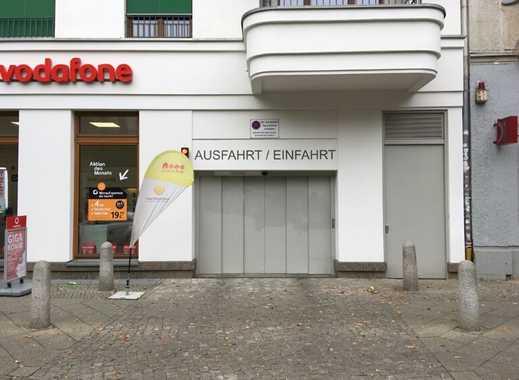 Tiefgaragenstellplatz im Herzen von Berlin