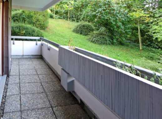 Möblierte 2-Zimmer-Wohnung m. Balkon, EBK und TG-Stellplatz in S-Feuerbach nahe Killesberg-Höhenpark