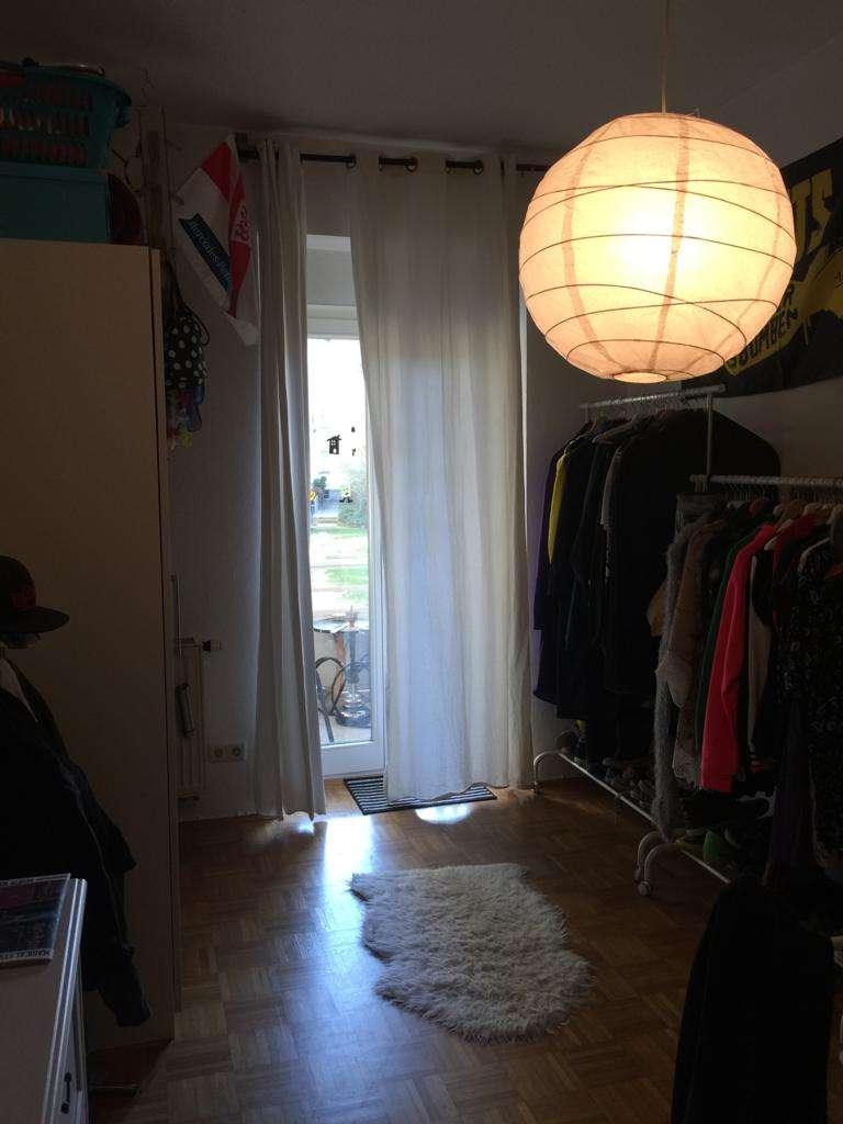 Freundliche 2-Raum-Erdgeschosswohnung in