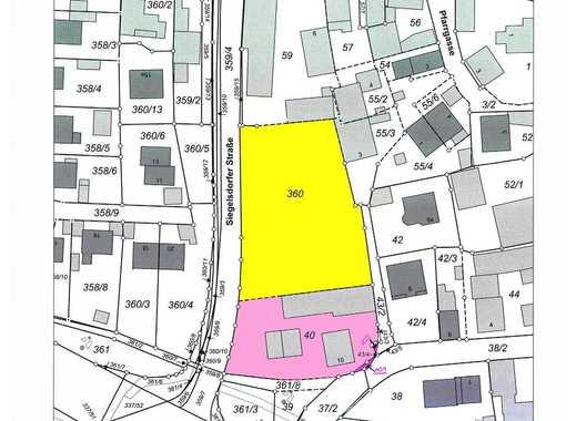 Wohnbauland für RH und Geschoßwohnungsbau zu verkaufen