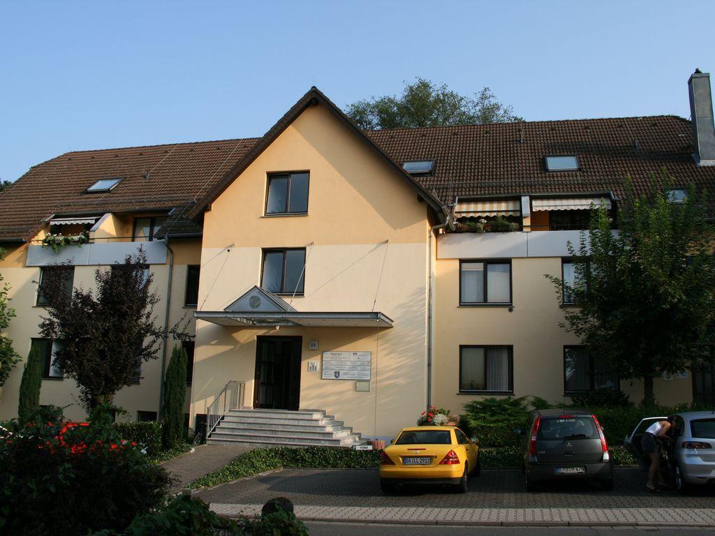 Aussenansicht, Rudolf-Marburg-