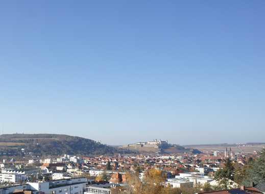 Gepflegte 4-Zimmer-DG-Wohnung mit Gartenanteil und EBK in Würzburg-Frauenland
