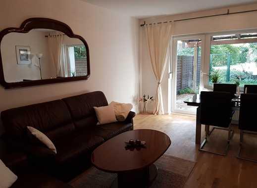 Schönes Haus mit drei Zimmern in Köln, Mülheim mit Möbel/Inventar Übernahme