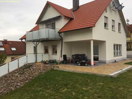 3-Zimmer Souterrain-Whg. / WFL ca. 80 m² / mit eigenem Eingang / Terrasse u. Gartenanteil/ ab sofort in Neunburg vorm Wald