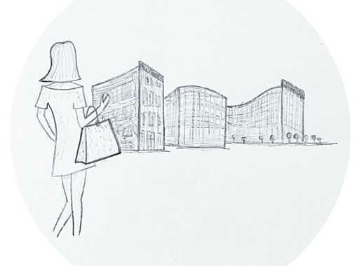 Büro- und Einzelhandelsimmobilie  #Beste Lage in Neuruppin