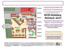 Heidelberg Rohrbach-West - 2019 - Laden Cafe´Büro