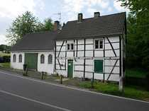 Bild Denkmalgeschütztes Fachwerkhaus mit ehemaliger Schmiede